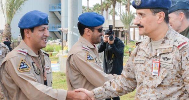 قائد القوات الجوية السعودية