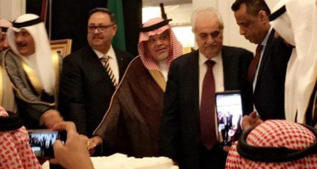 احتفال القنصلية الجزائرية بجدة بالعيد ٦٥ صحيفة هتون الإلكترونية